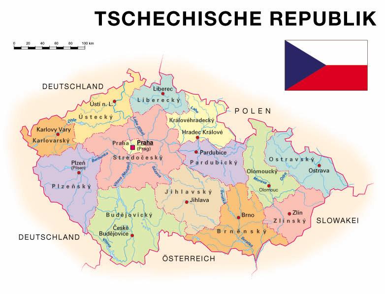 Tschechei Englisch