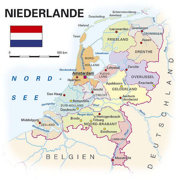 Niederlande Kooperation International Forschung Wissen