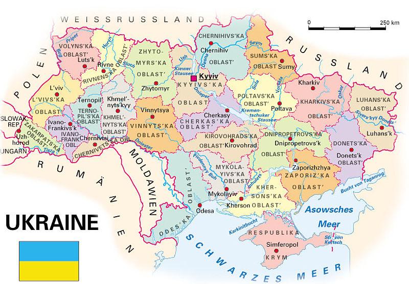 Ukraine Zeitzone